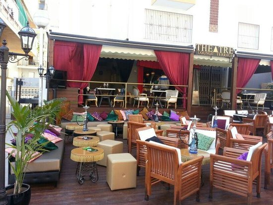 Theatre lounge terrace salou restaurant reviews phone for The terrace movie theater