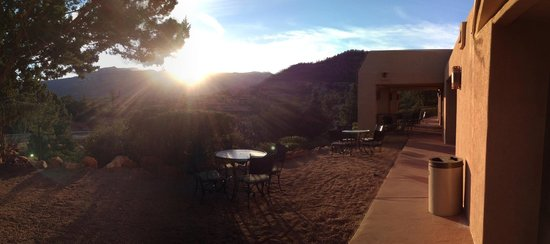 Best Western Plus Inn of Sedona: Sunrise @ BW Plus Inn Sedona