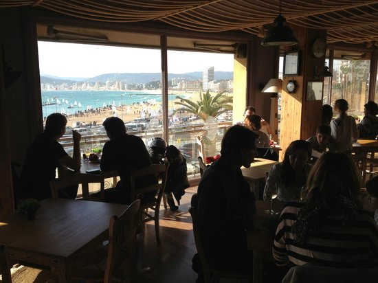 TAVERNA EL CASINO: zona restaurante
