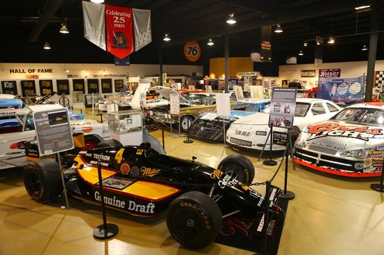 ‪NC Auto Racing Hall of Fame‬