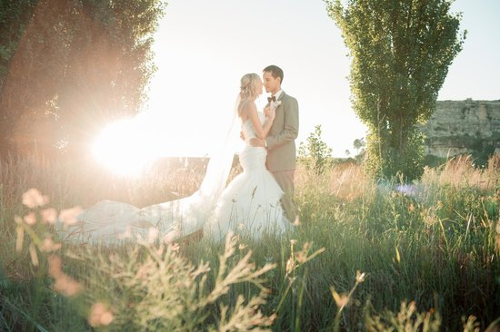 St Fort Country House: Beautiful wedding photo opportunities