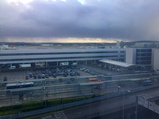 Sofitel London Gatwick: View from room 500