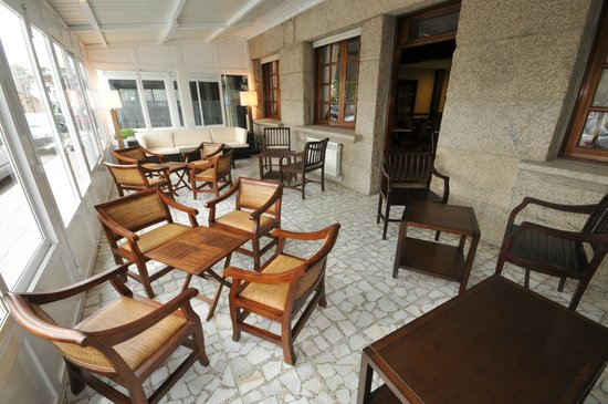 Hotel Torres Touriño: Galería cefetería