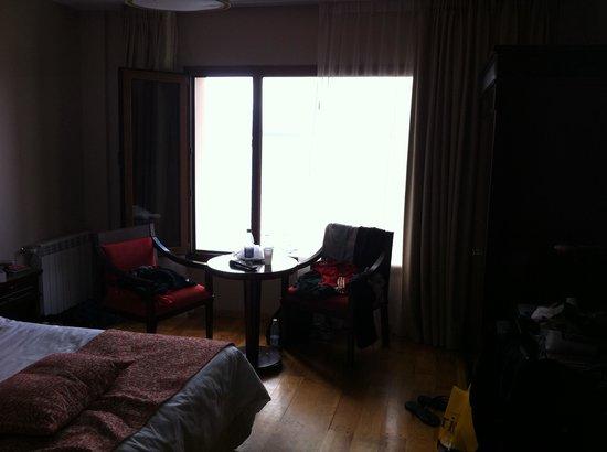 Alma del Lago Suites & Spa: Habitacion superior lago
