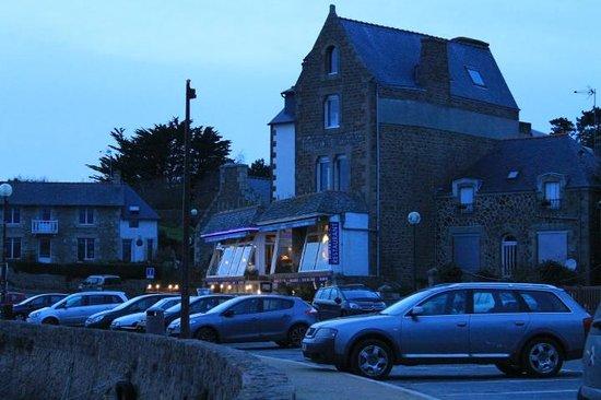 Hotel des Rochers : hotel