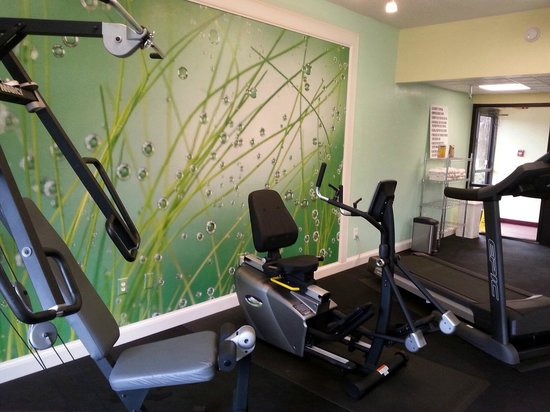 Mountain Inn & Suites : Exercise Room