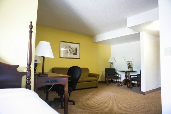 Mountain Inn & Suites: Executive Jacuzzi Suite