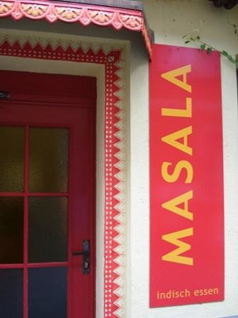 Restaurant Masala: WELCOME