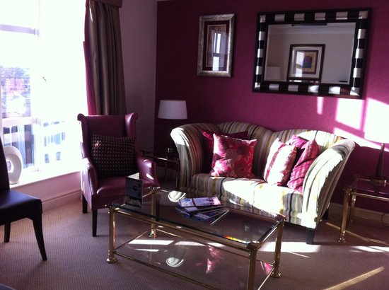 Carden Park Hotel : Lounge