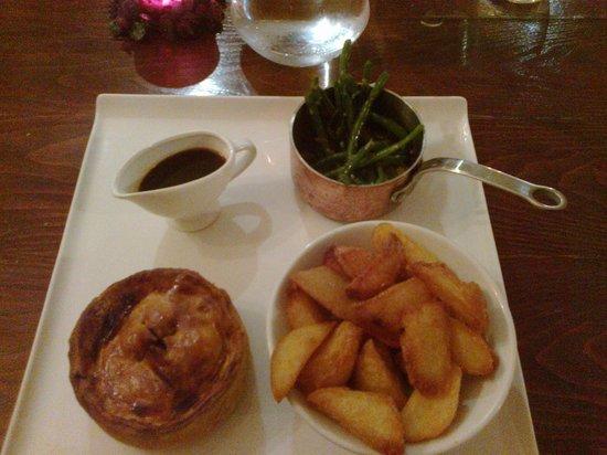 The Inn at Grinshill: Beautiful food