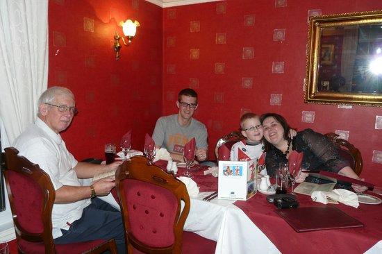Padarn Lake Hotel: Dining Room