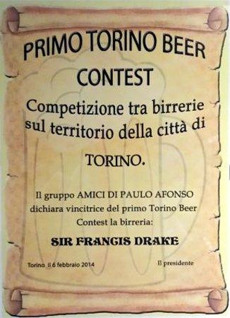 Sir Francis Drake Pub: La competizione