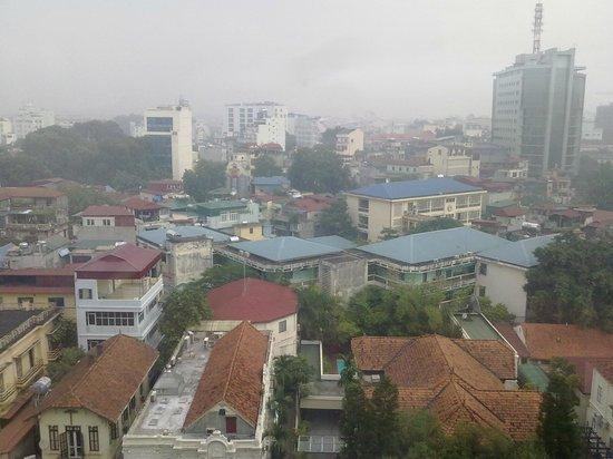 Movenpick Hotel Hanoi : View from room