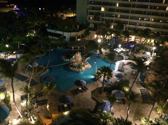 Occidental Grand Aruba All Inclusive Resort: Balmy Nights