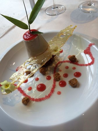 Le Tournesol: Dessert cheese cake