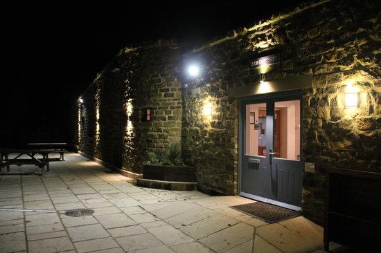 The Belted Bull Restaurant: New Exterior