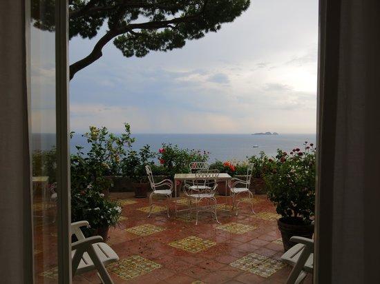 Hotel Maricanto: Garden Patio