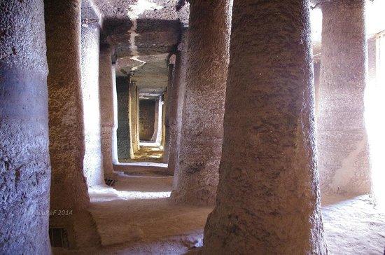 Qubbet el-Hawa : Nobles Tombs 25 & 26