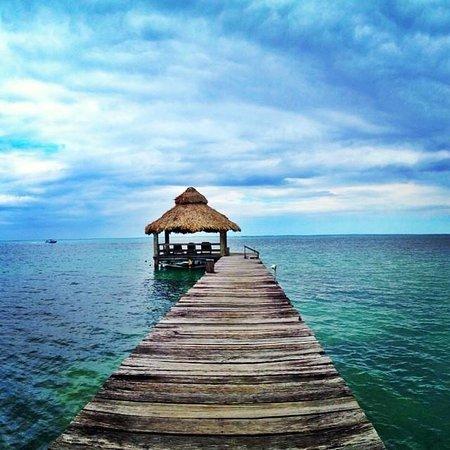 Xanadu Island Resort: the dock at the resort