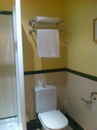Hotel T3 Tirol : Baño