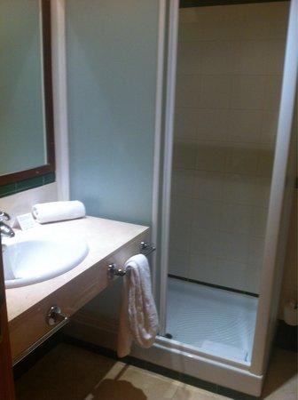 Hotel T3 Tirol: Ducha