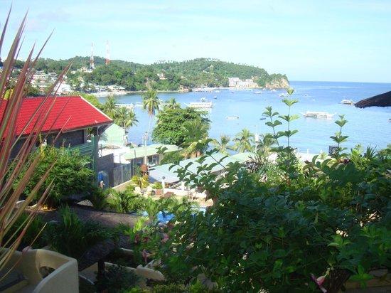 Oriental Sabang Hill Resort : Вид с нашего номера.