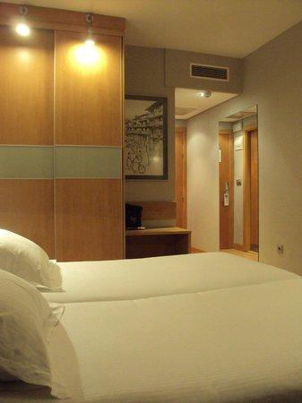 Hotel Jauregui : Habitación doble estándar