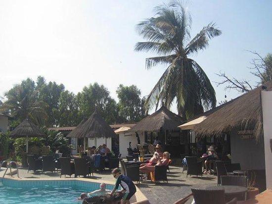Bakotu Hotel: Hotelarea