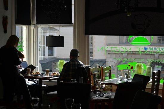 The Cambridge Mostyn Restaurant: Cambridge Mostyn