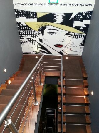 Photo of Internacional Design Hotel taken with TripAdvisor City Guides