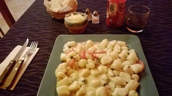 Hospedaje Lautaro: Aplausos para el cocinero