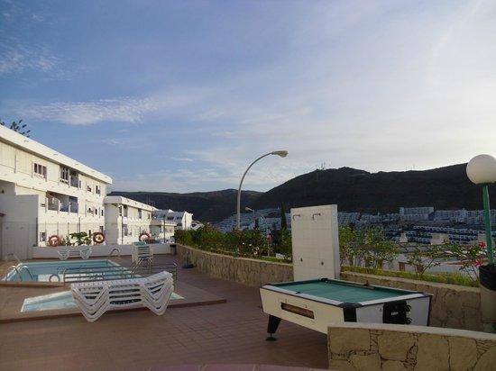 Puerto Bello Apartments: tidgit på morgonen underbart