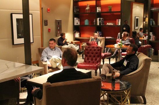 The Dupont Circle : Conference Reception on Pent House Floor