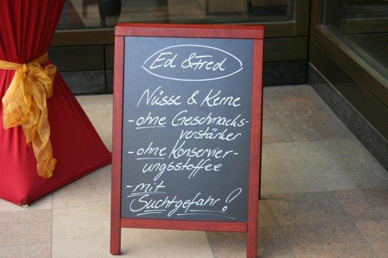 Ed & Fred Nussdepot: Das sagt schon alles!!!!