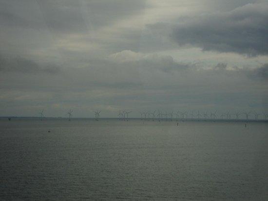 Puente de Oresund: Energia Eolica