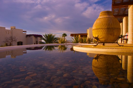 Las Ventanas al Paraiso, A Rosewood Resort: Near entry way