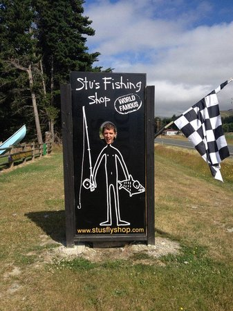Stu's Fly Shop: Stu's Awesome Fly Fishing Shop-Its Epic
