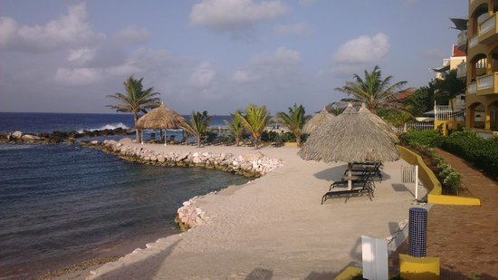 The Strand Curacao: vom Pool