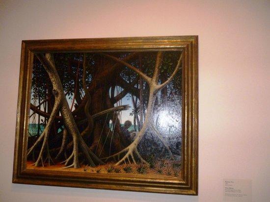 Smithsonian American Art Museum: Картина Питера Блюма