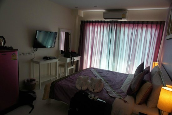The Retro Siam: Our room - nice and cozy