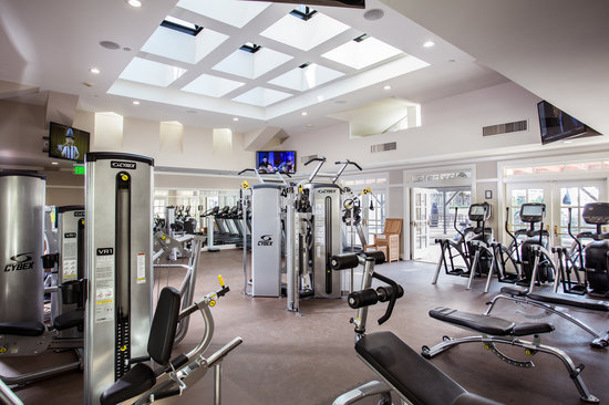 Fairmont Miramar Hotel & Bungalows: Fitness Room