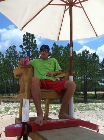 Magnolia Branch Wildlife Reserve: Lifeguard