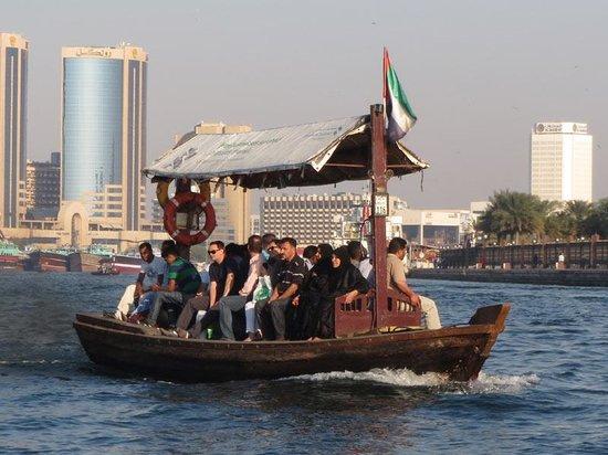Bur Dubai Abra Dock : price 1 AED