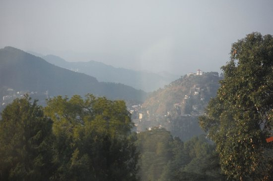 The Oberoi Cecil, Shimla : View from our room