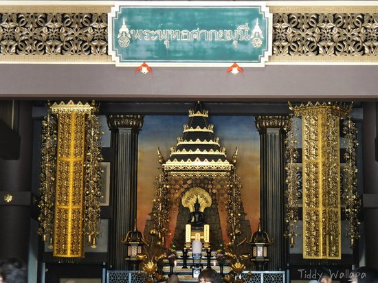 Nittai-ji Temple: nittaiji temple [Buddhist image from Thai's King]