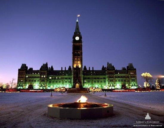 Parliament Tour Booking