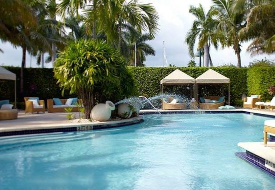 Renaissance Fort Lauderdale Cruise Port Hotel: Pool