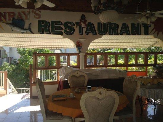 Rayon Hotel : Rayon Inn Restaurant