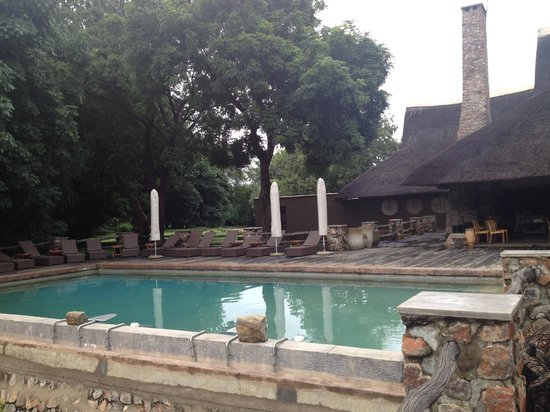 Mfuwe Lodge - The Bushcamp Company: Pool