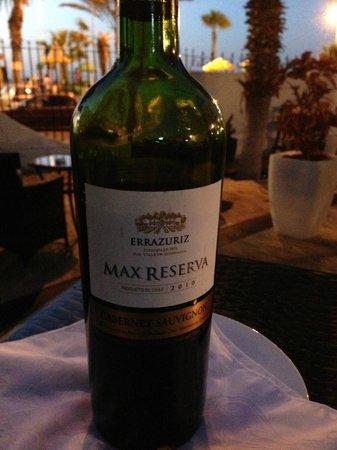 Restaurante Rayu: buon vino